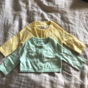 Baby GAP Sweaters